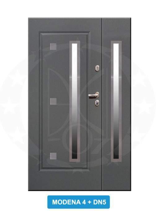 Двері вхідні металеві GERDA TT PLUS DUO Modena4 DN5