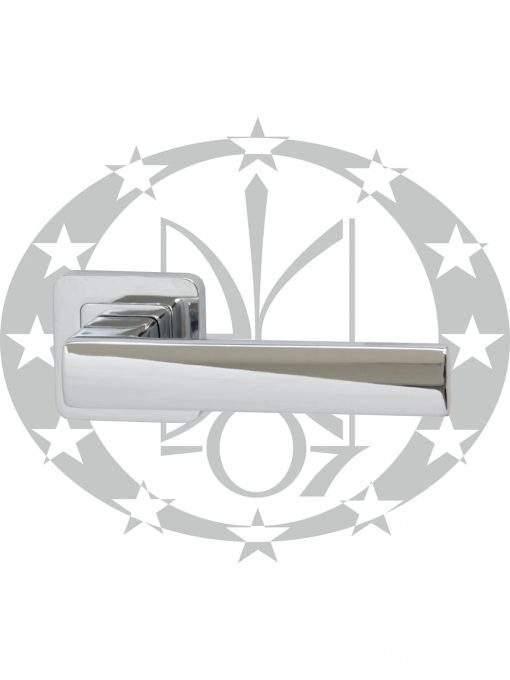 Ручка Metal-Bud TREND (ZBRZC) квадратна розета хром