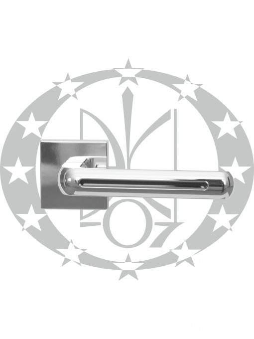 Ручка Gamet EXIMUS DH-28-26J-04-E30-KW розета
