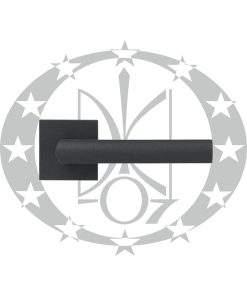 Дверна ручка Gamet UNICO DH-40-22J-LPS01-KW