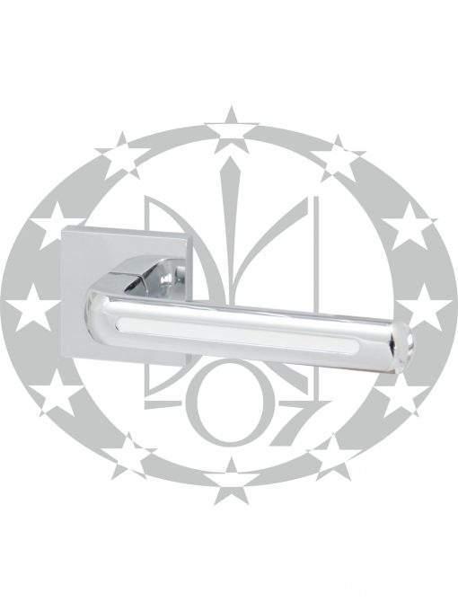 Ручка Gamet EXIMUS DH-28-26J-04-E40-KW розета