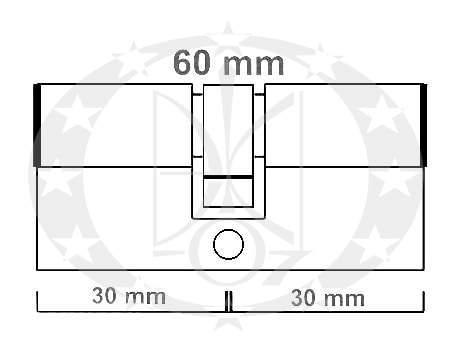 ABUS D15 30 30 8597 min