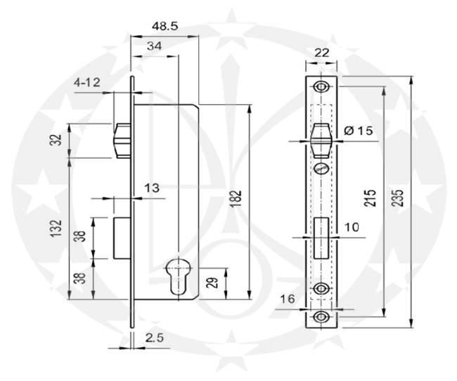 EURO ELZET 3397 G min
