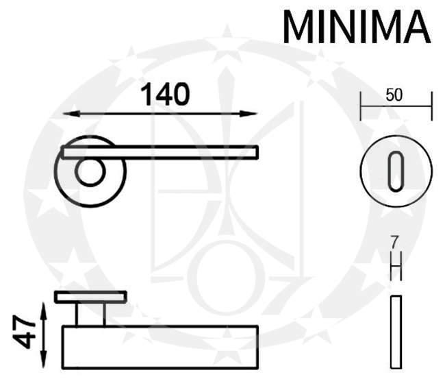 MINIMA VIS 859185928593 min