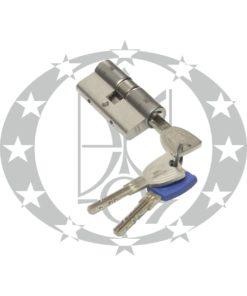 Серцевина WINKHAUS keyTec X-tra 40/40 нікель