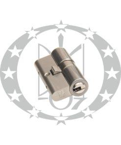 Серцевина WINKHAUS keyTec X-tra 60/60 нікель