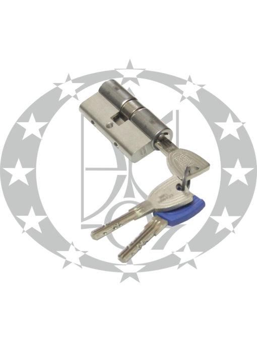 Серцевина WINKHAUS keyTec X-tra 35/35 01 N 5 ключів нікель