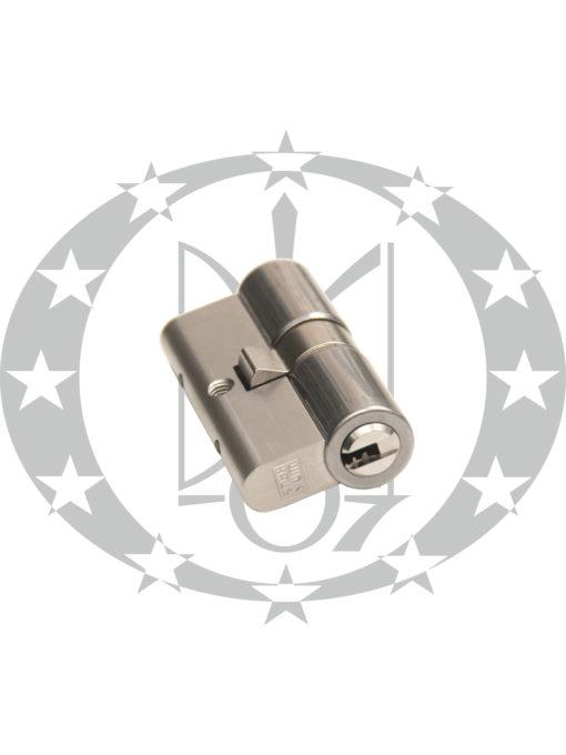 Серцевина WINKHAUS keyTec X-tra 35/55 01 N 5 ключів нікель