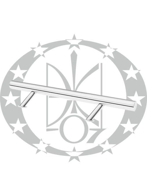 Антаба Metal-Bud AOSJ15 нержавійка Ф35 1500мм кругла кутова