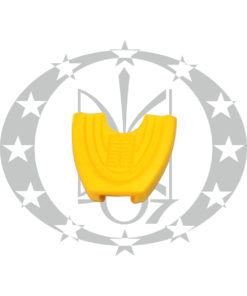 Накладка на ключ WINK – HAUS жовта