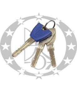 Накладка на ключ WINK – HAUS червона