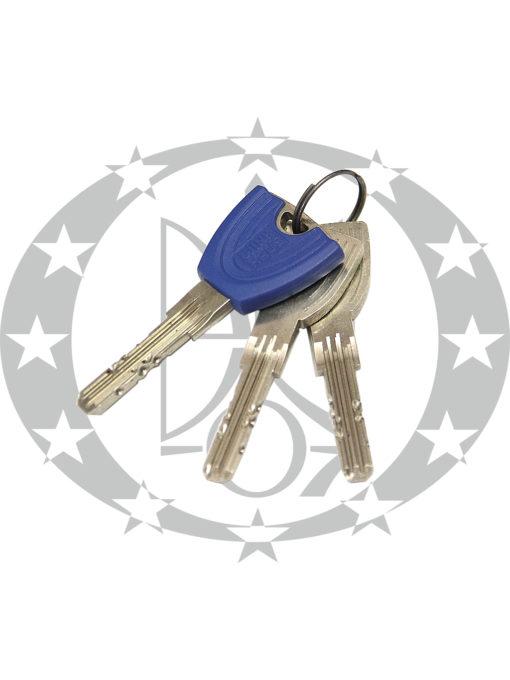 Накладка на ключ WINK – HAUS синя