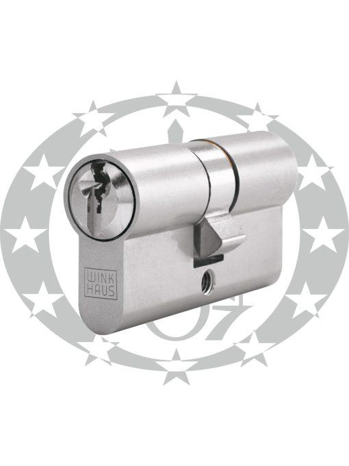 Серцевина WINKHAUS keyOne X-pert 40/45 01 N 3 ключі