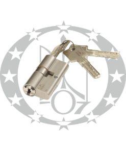 Серцевина WINKHAUS keyTec N-tra 50/50 01 N 3 ключі