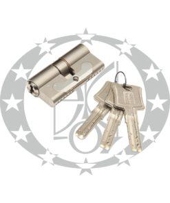 Серцевина WINKHAUS keyTec N-tra 30/60 01 N 5 ключів