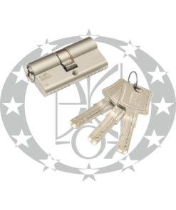 Серцевина WINKHAUS keyTec N-tra 50/50 01 N 5 ключів
