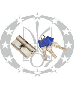 Серцевина WINKHAUS keyTec RPE 30/50 01 нікель