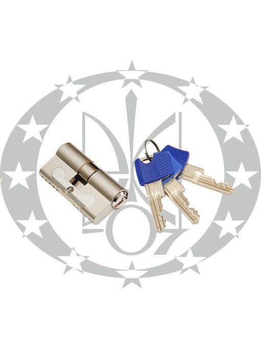Серцевина WINKHAUS keyTec RPE 30/35 01 N 5 ключів нікель