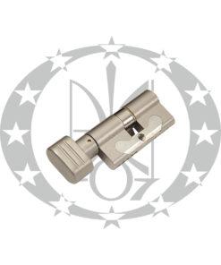 Серцевина WINKHAUS keyTec RPE 50/45 вороток нікель