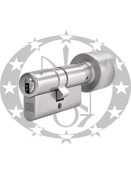 Серцевина WINKHAUS keyTec X-tra 40/30 вороток 04/6 N 5 ключів