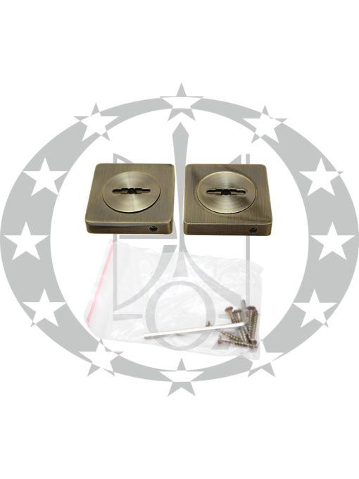 Накладка під ключ KEDR ET-08 BURATINO AB бронза
