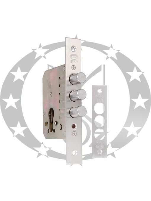 Механізм AMIG mod.102 (11838) /50 PZ хром сатинований