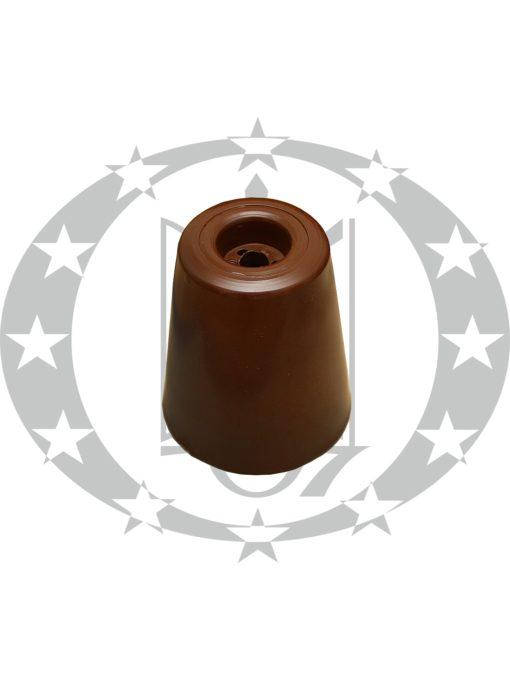 Дверний обмежувач MEGA коричневий