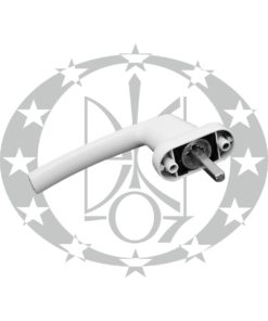 Ручка віконна DR металева PZ біла