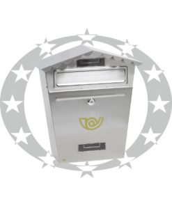 Скринька поштова AMIG mod.1 (7462) нержавійка