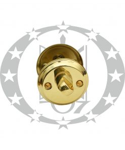 Дверна накладка Metal-Bud WC латунь лакована
