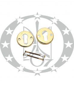 Дверна накладка WISBERG PZ золото