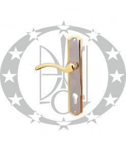 Ручка PATRI 90 PZ OPDV золото/платина