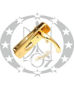 Ручка Груша 60 PZ золотиста
