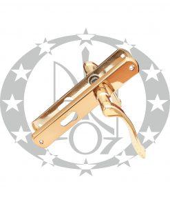 Ручка Хвиля 60 PZ золотиста фарбована