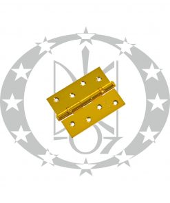 Завіс Nu-Pu 100 x 75 латунь