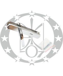 Ручка LOB M71/M91 72 ключ нікель