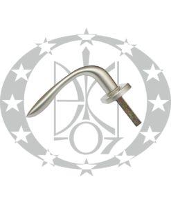 Ручка віконна Palladium Victoria нікель перламутровий