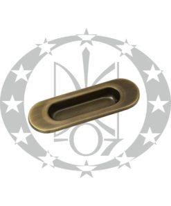 Ручка до розсувних дверей MIS бронза