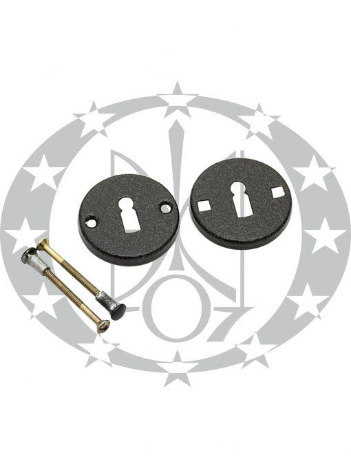 Дверна накладка під ключ WISBERG брокат