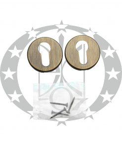 Дверна накладка MADRID PZ бронза