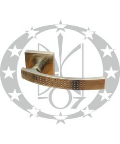 Ручка Metal-Bud ASTRA бронза квадратна розета