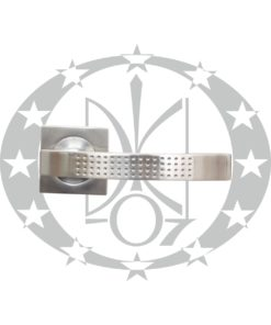 Ручка Metal-Bud ASTRA нікель сатин квадратна розета
