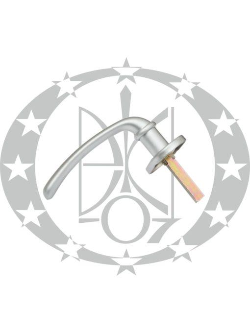 Ручка віконна Palladium Natali хром перламутровий