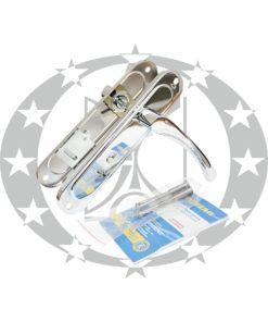 Ручка BARRERA 1.04.27 85 ключ хром (H-S-85-04-00-CR-AL)