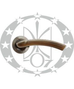 Ручка Metal-Bud EVA розета бронза (VEOP)