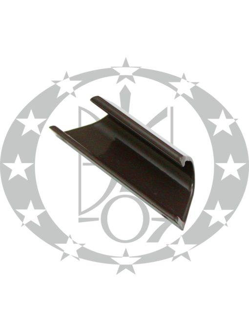 Ручка на пластикові вікна NORMAN AL зовнішня коричнева