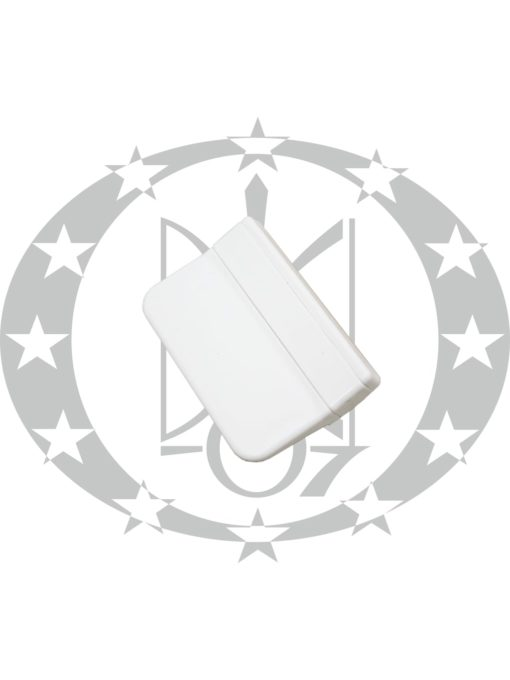 Ручка на пластикові вікна NORMAN PVC зовнішня біла