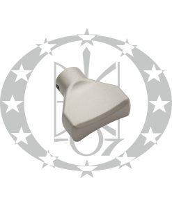 Вороток для сецевин ISEO нікель сатинований F5,R6,R7,R50