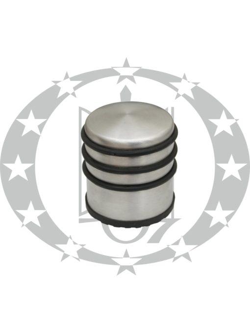 Дверний обмежувач Metal-Bud нержавійка переносний високий