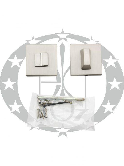 Накладка Metal-Bud CUBE WC (SZQNMW) нікель сатин